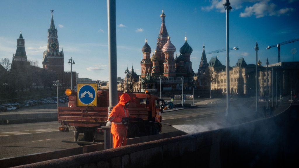 Moscú: permisos digitales para desplazamientos