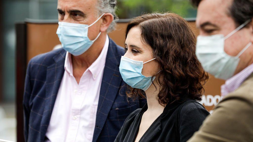 La comunidad de Madrid admite 1.440 menos muertos por coronavirus en residencias de ancianos que hace una semana