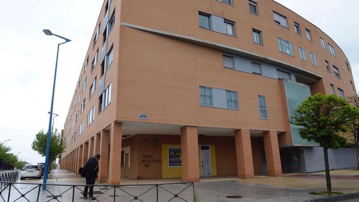 Dejan en libertad al marido de la mujer muerta que calló por una ventana en Valladolid