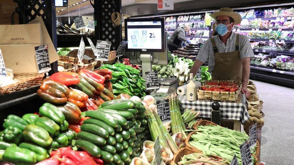 La evolución del precio de los alimentos en marzo