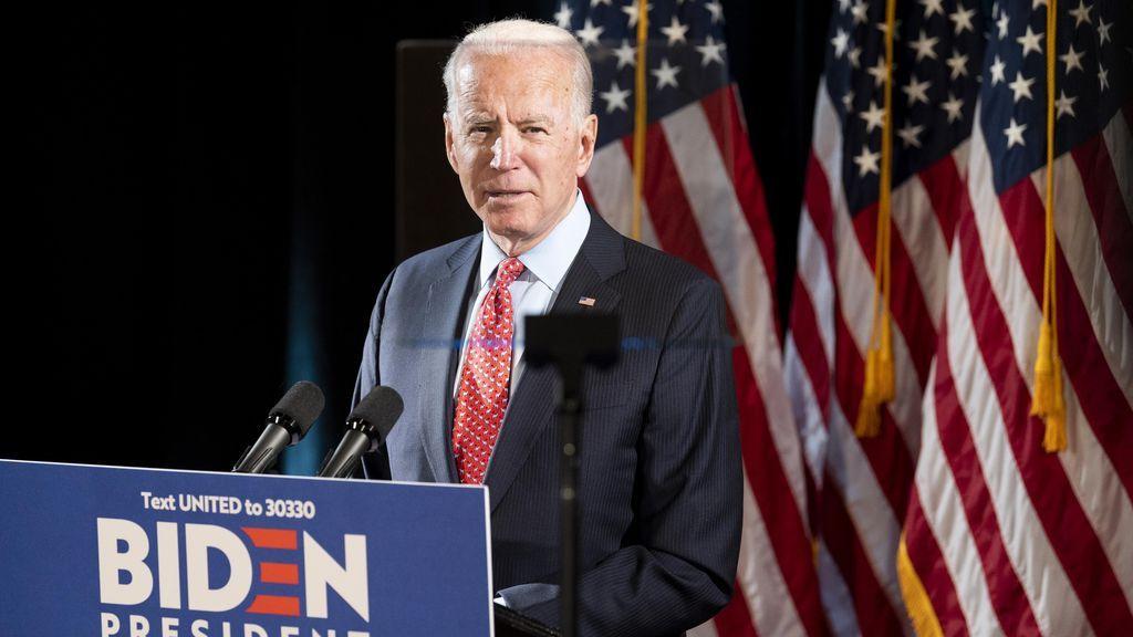 Joe Biden, candidato demócrata a la presidencia de EEUU, acusado de agresión sexual
