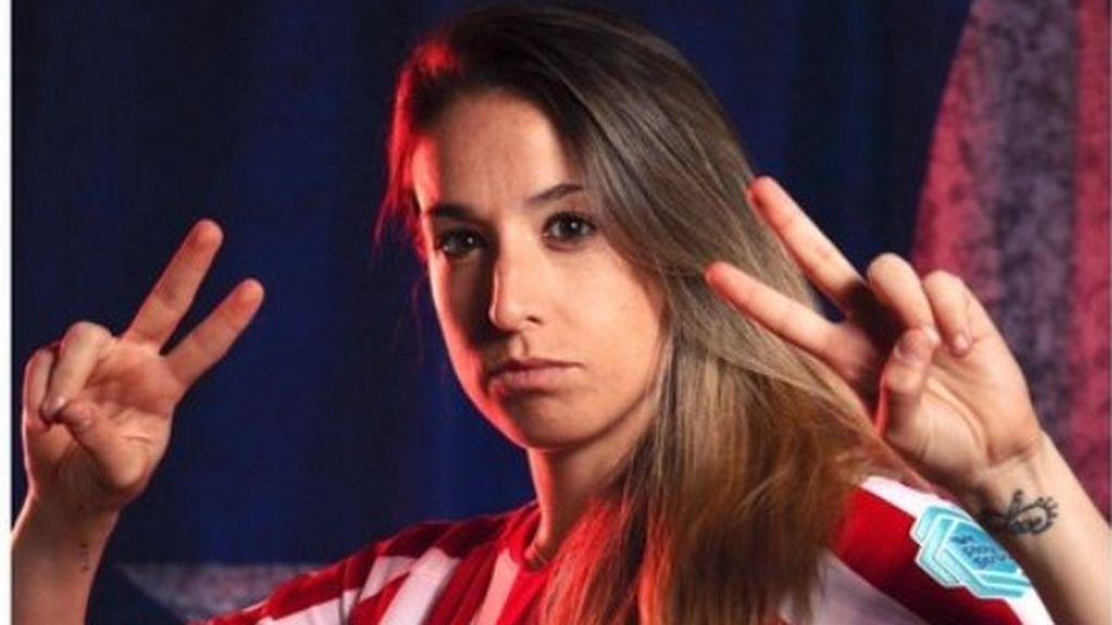 """La solución al reto de las siete diferencias de la futbolista Olga Garcia: """"Fíjate bien"""""""
