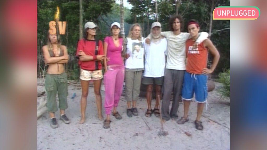 Concursantes de 'Supervivientes 2006'