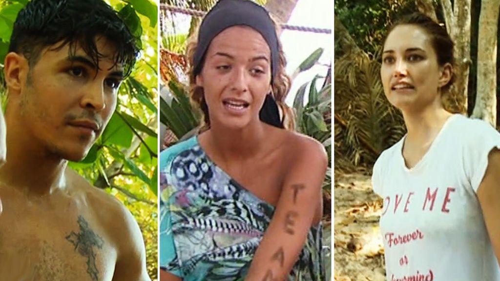 Alba Carrillo, Tamara Gorro y otros supervivientes que fueron sancionados antes que Yiya