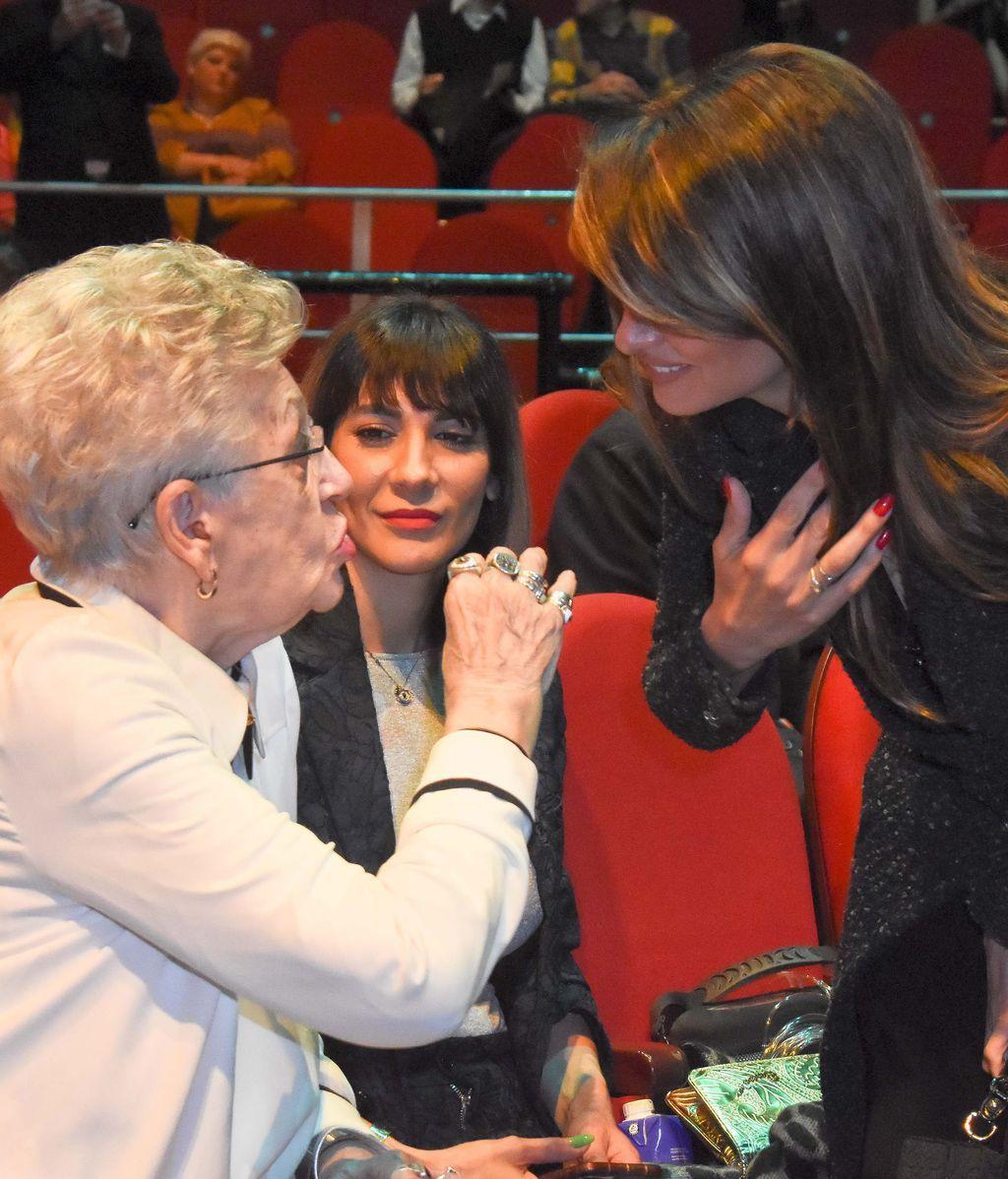 Pilar Bardem y Penélope Cruz, en los Premios de la Unión de Actores (2019)