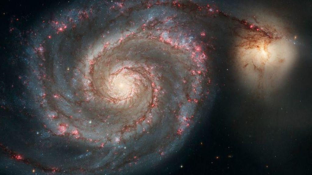 Busca tu cielo: lo que estaba mirando el Hubble el día de tu cumpleaños