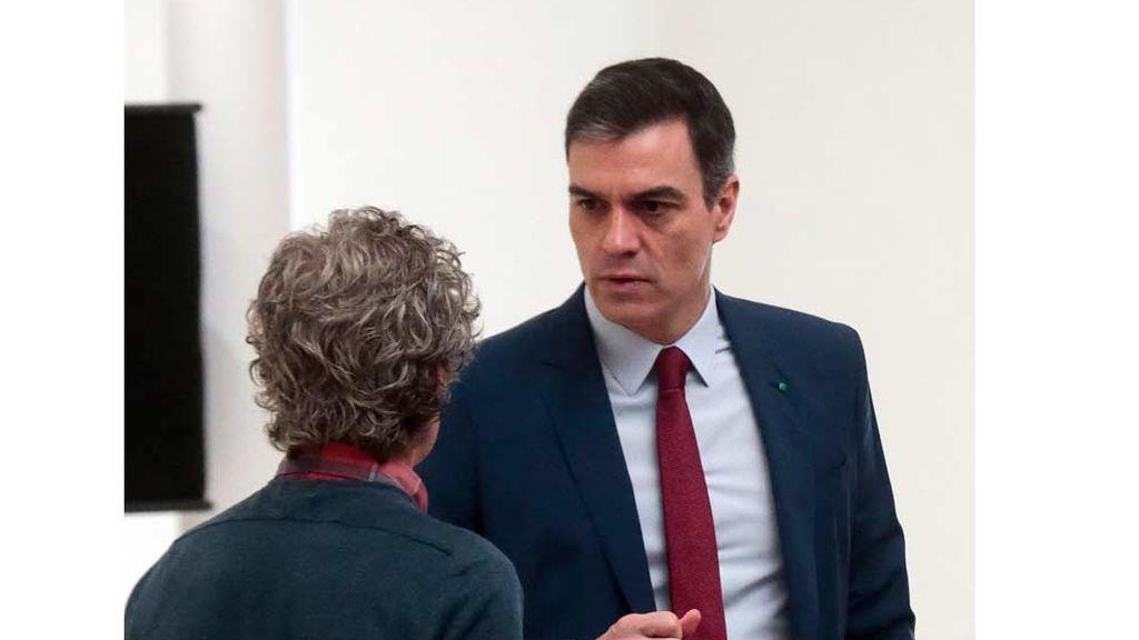 El científico Fernando Simón vuelve a Moncloa tras superar el coronavirus