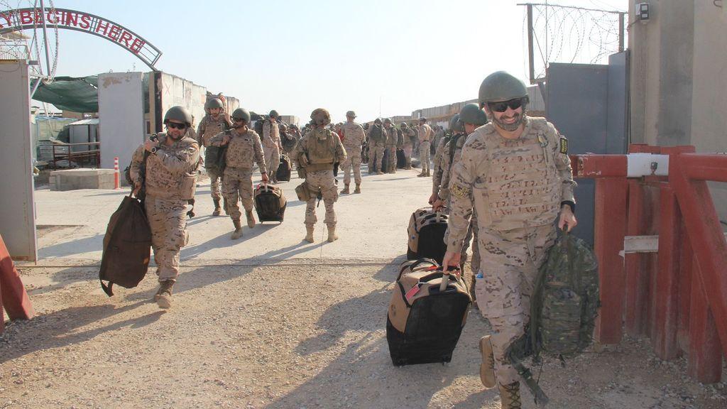 El Ejército repatría a los soldados que estaban en Mali, Afganistán  e Irak por la crisis del coronavirus