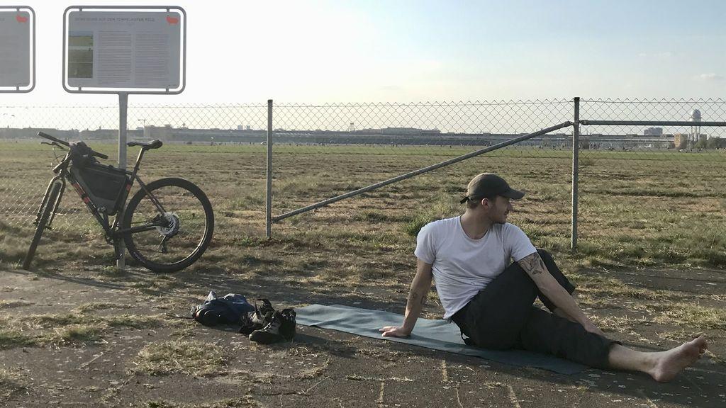 Yoga en Temepelhof