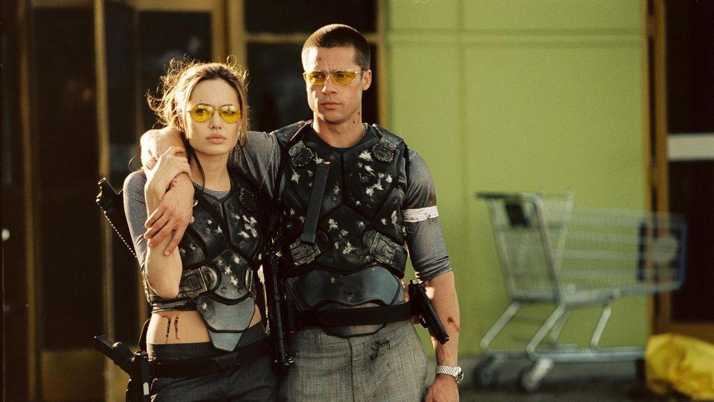 Sr. y Sra. Smith.