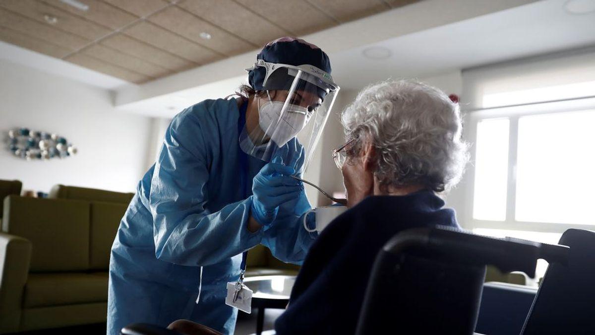 España no es una excepción: el coronavirus arrasa en las residencias de ancianos en Europa