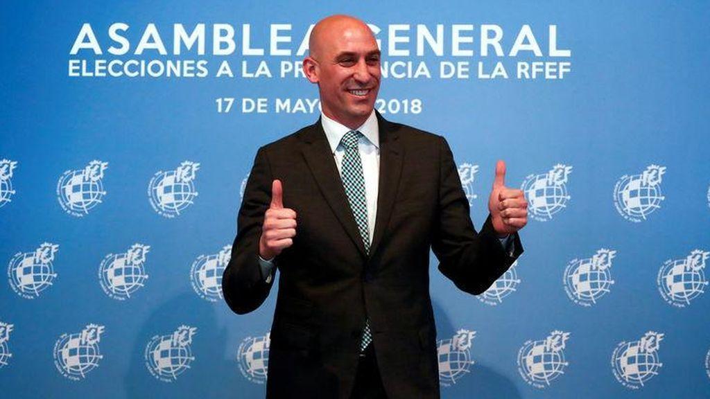 La carta que envió Luis Rubiales a los presidentes de las territoriales para finalizar las competiciones no profesionales