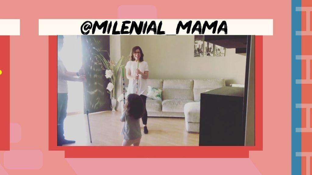 @MILENIAL_MAMA nos enseña un juego muy divertido para jugar en familia
