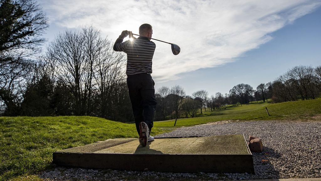 El golf otea el horizonte del regreso después del coronavirus