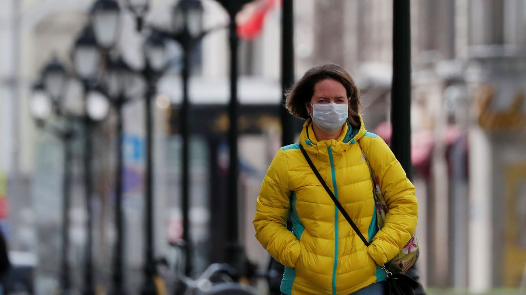 Un estudio de la Aemet lo confirma: a más frío, mayor propagación del coronavirus