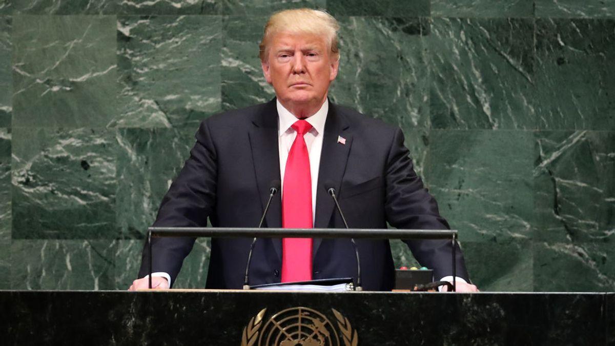 La patada de Trump: ¿cuánto paga Estados Unidos a la ONU?
