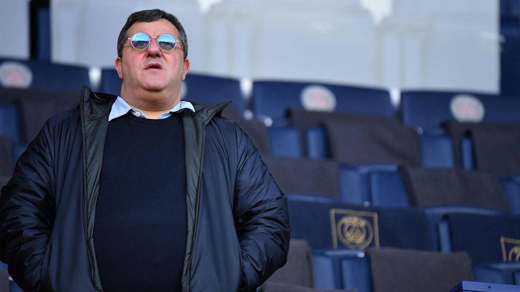 Mino Raiola, la historia del Rey Midas del fútbol