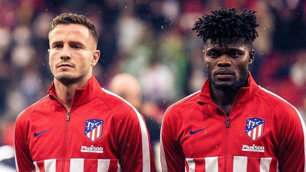 Arsenal y Manchester United quieren pescar en el Atlético: Saúl y Thomas, los objetivos