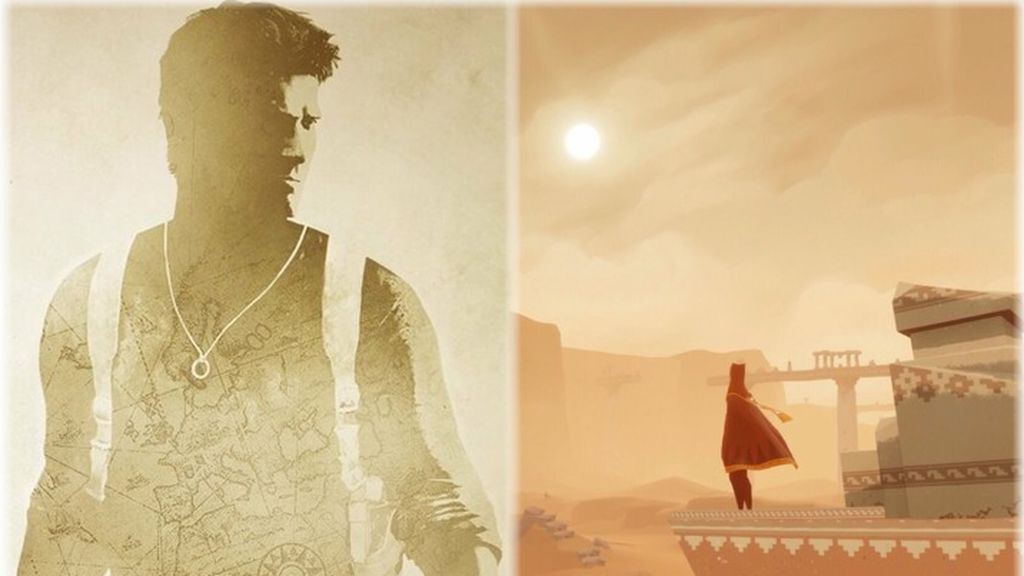 Uncharted: The Nathan Drake Collection y Journey