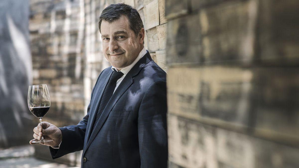 Josep Roca, el señor de los vinos