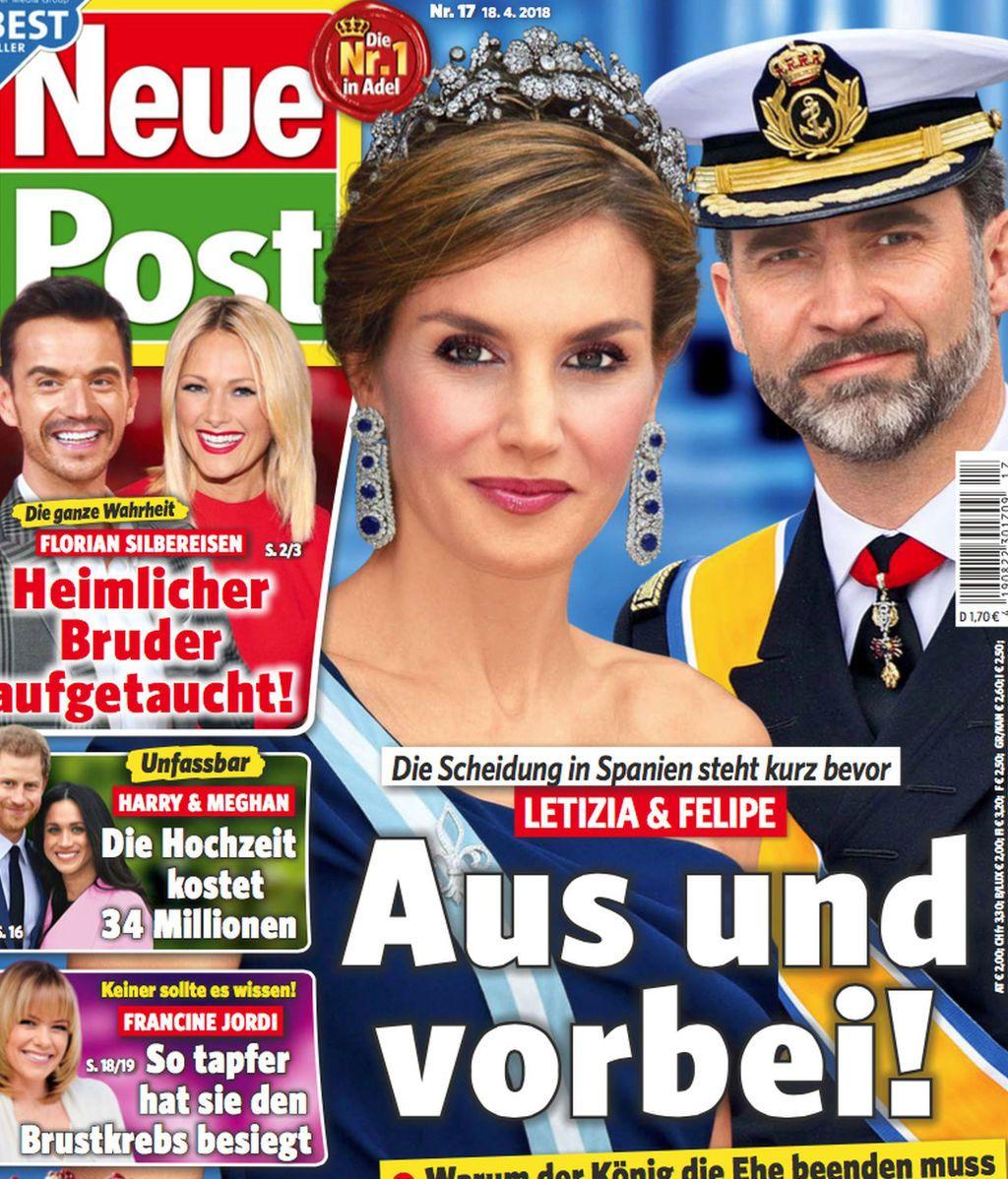 Portada de Neue Post