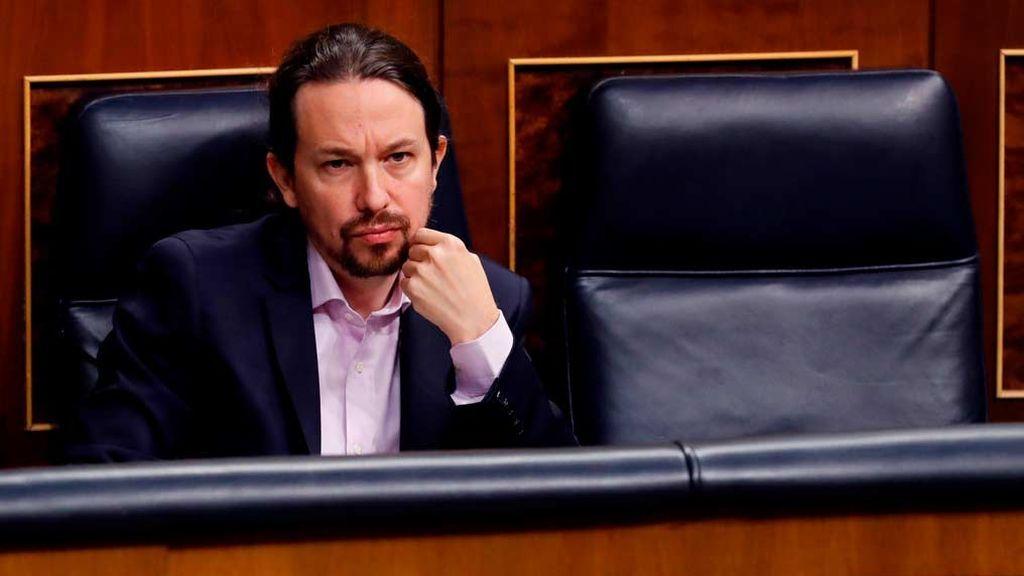 Pablo Iglesias ignora a Vox y pide a ERC que se sume a los pactos