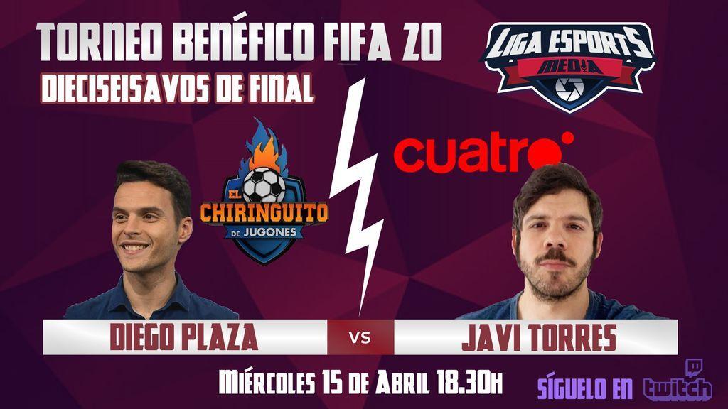 Deportes Cuatro avanza a Octavos de de la Liga Esports Media tras ganar al Chiringuito
