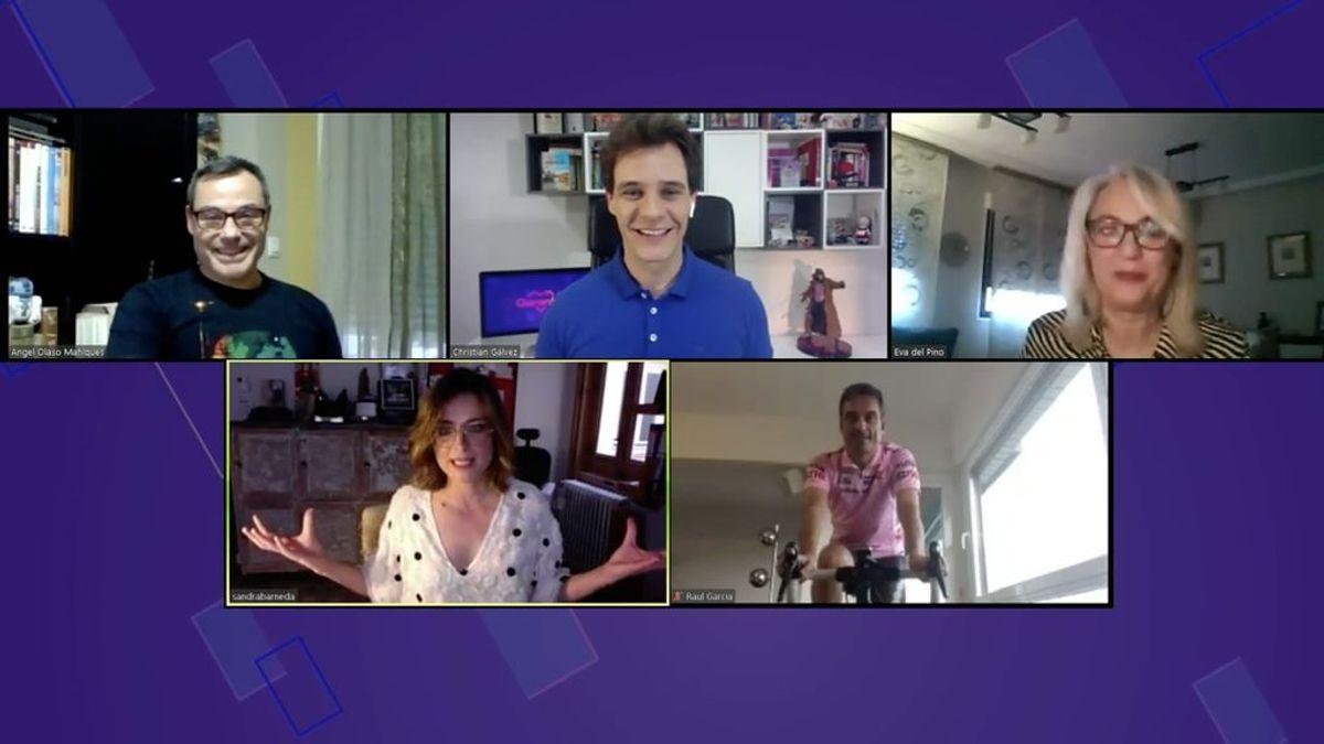 'Qarenta', el concurso familiar de Mtmad presentado por Christian Gálvez, amplía su emisión en simulcast a Be Mad y Mitele