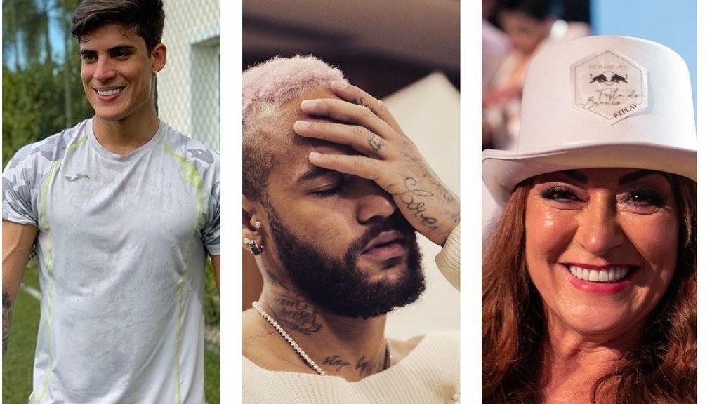 """El padrastro de Neymar mantenía una relación con el cocinero del futbolista: """"Le gustaban mayores"""""""