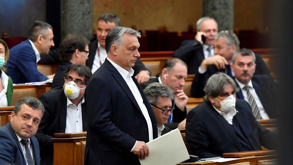 Orban intenta borrar el papel de Hungría en el Holocausto