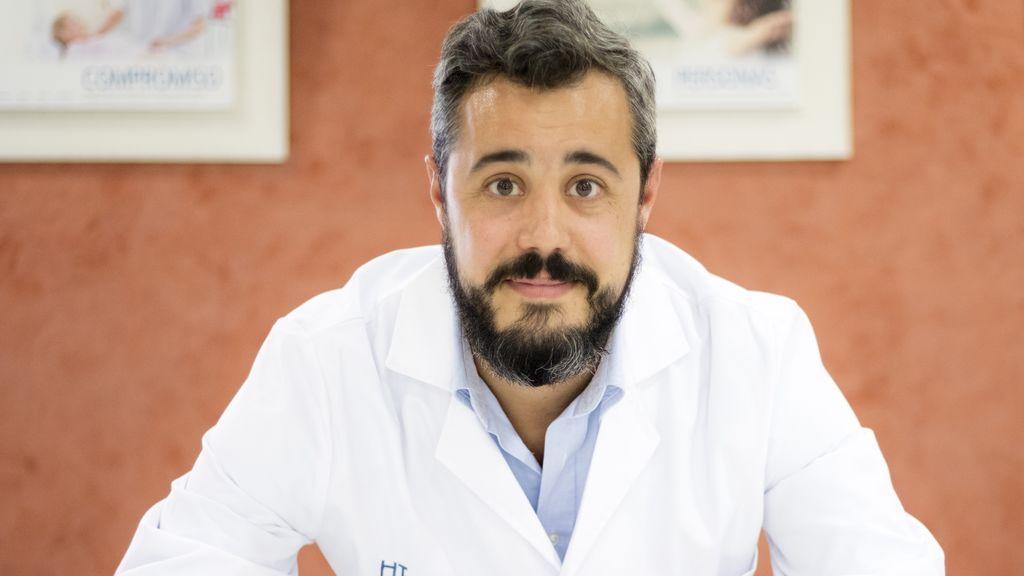 """Jordi Broncano, radiólogo: """""""