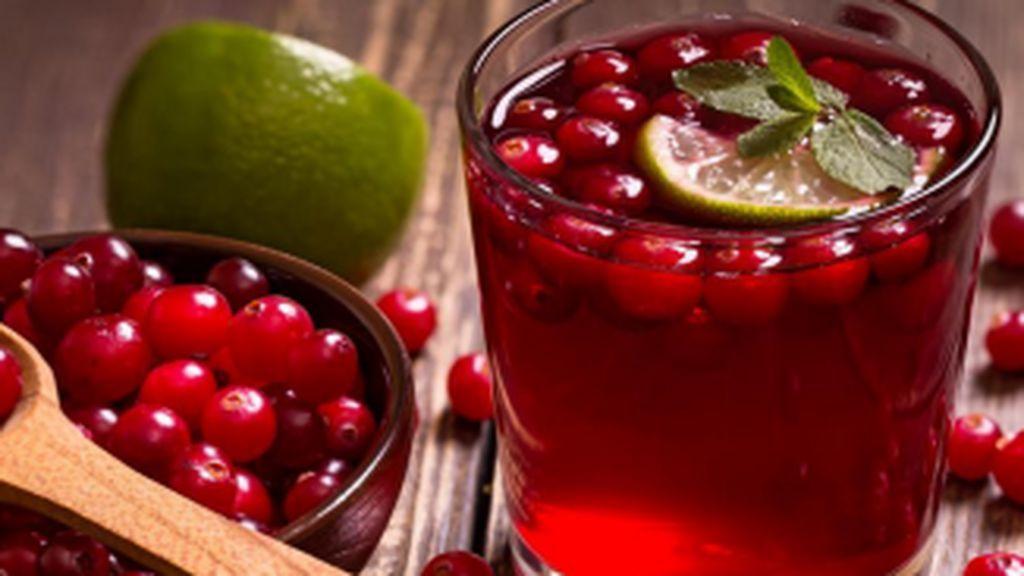 El arándano rojo tiene un contenido muy bajo en azúcares y muy elevado en antioxidantes.