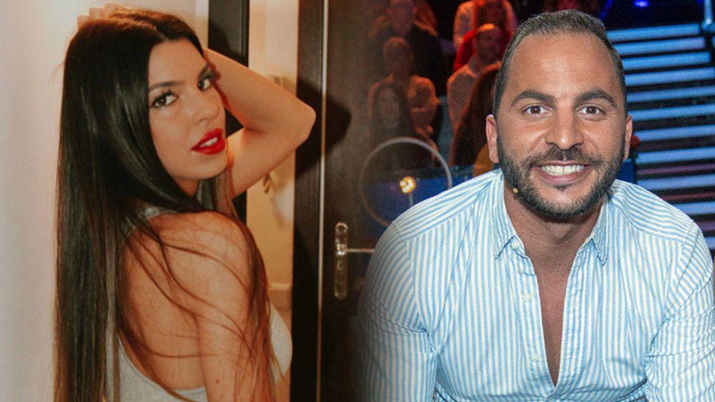 """Antonio Tejado manda un mensaje a Andrea, de 'La isla de las tentaciones', y ella responde: """"Ojalá pronto"""""""