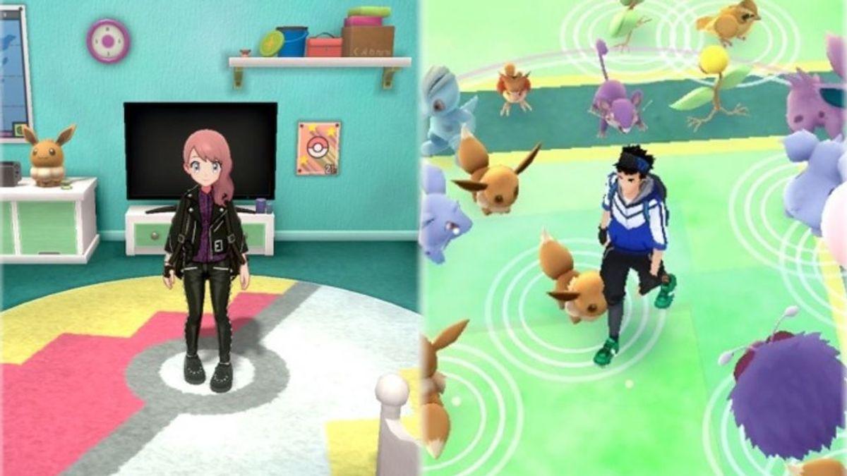 Pokémon Espada y Pokémon Go