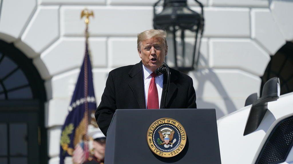 Trump cede ante los gobernadores el desconfinamiento