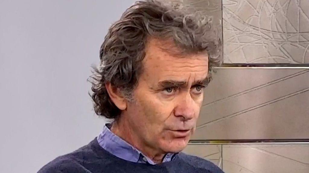 """Simón reconoce que """"la cifra real de fallecidos por coronavirus es difícil de conocer"""""""