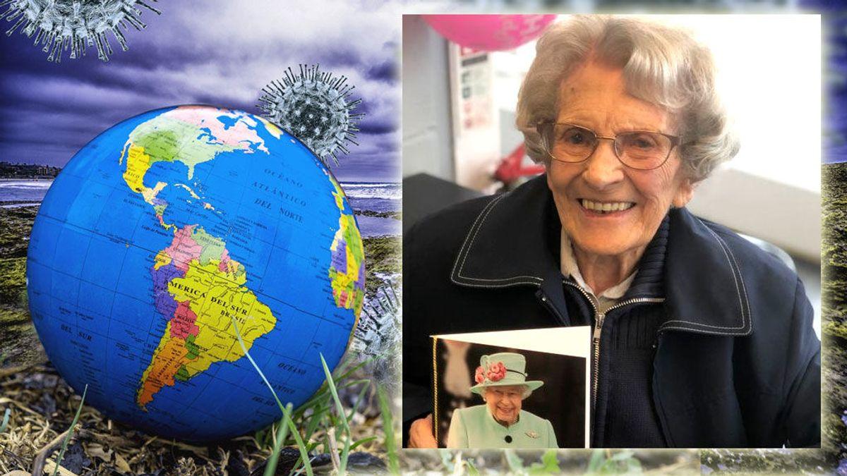 107 y 106 años: conoce a las supervivientes del coronavirus más longevas del mundo