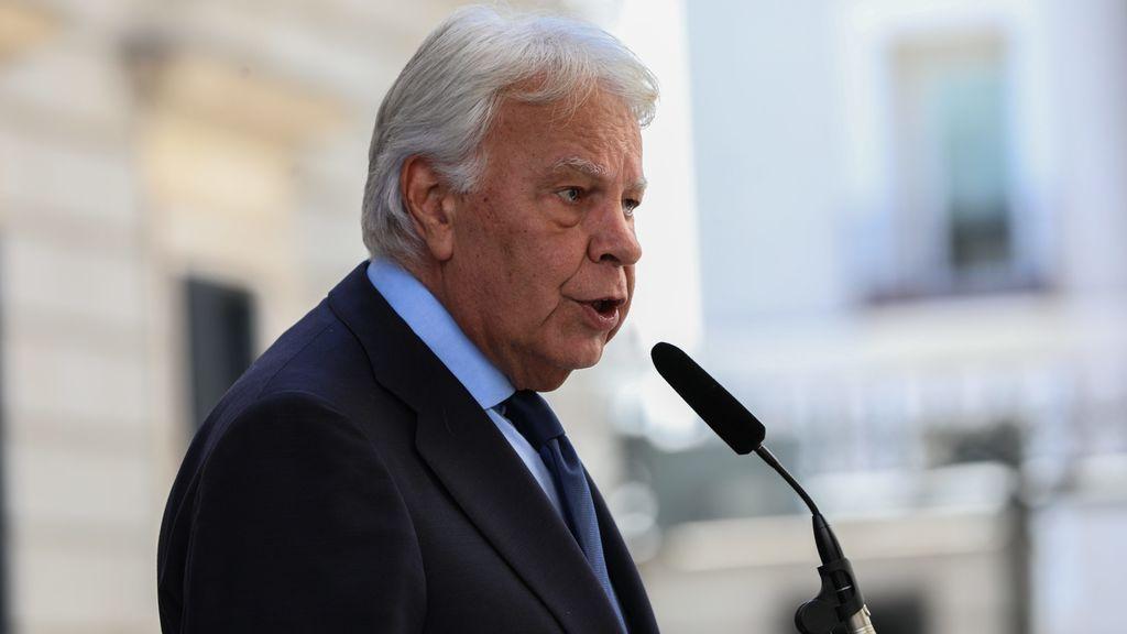 """Felipe González: """"Los líderes deben ser humildes y empatizar con el sufrimiento de los ciudadanos"""""""