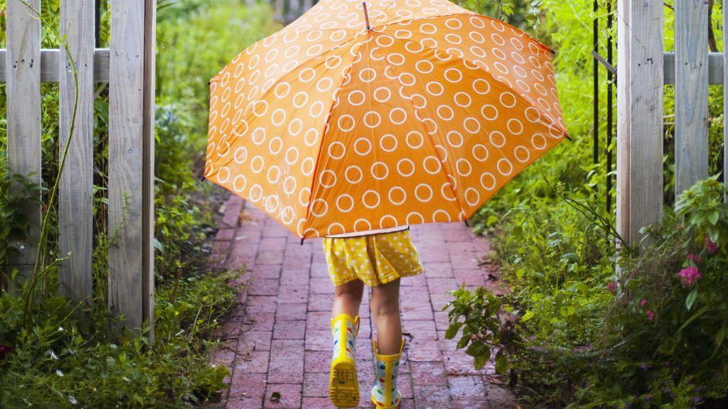 Lluvias puntuales y viento: el tiempo de la semana que viene