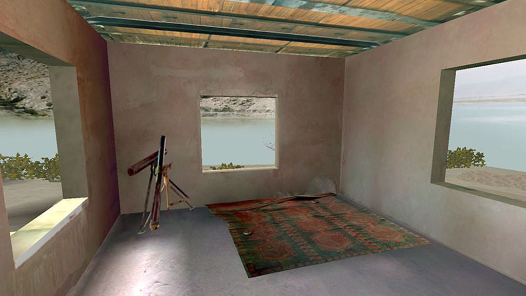 Langlands & Bell, 'La casa de Osama Bin Laden'