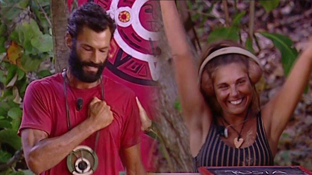 Jorge e Ivana líderes tras ganar la prueba del Coco Quiz