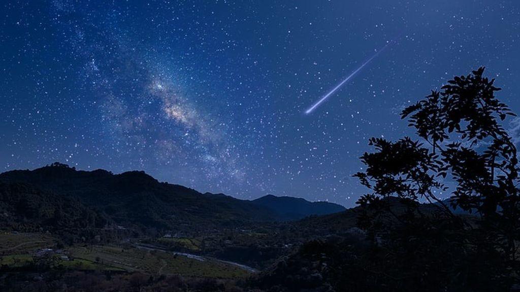 Lluvia de estrellas líridas: se acerca el mejor momento para observarlas