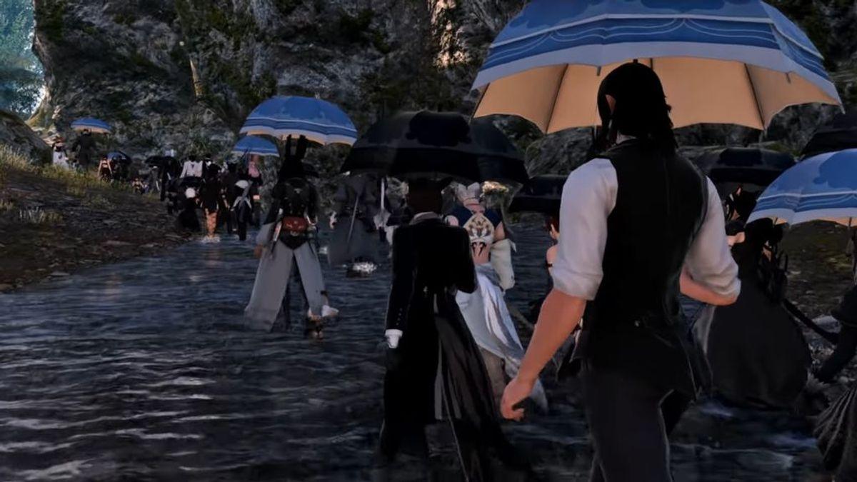Funeral virtual en 'Final Fantasy XIV': homenaje en el videojuego a una jugadora fallecida por coronavirus