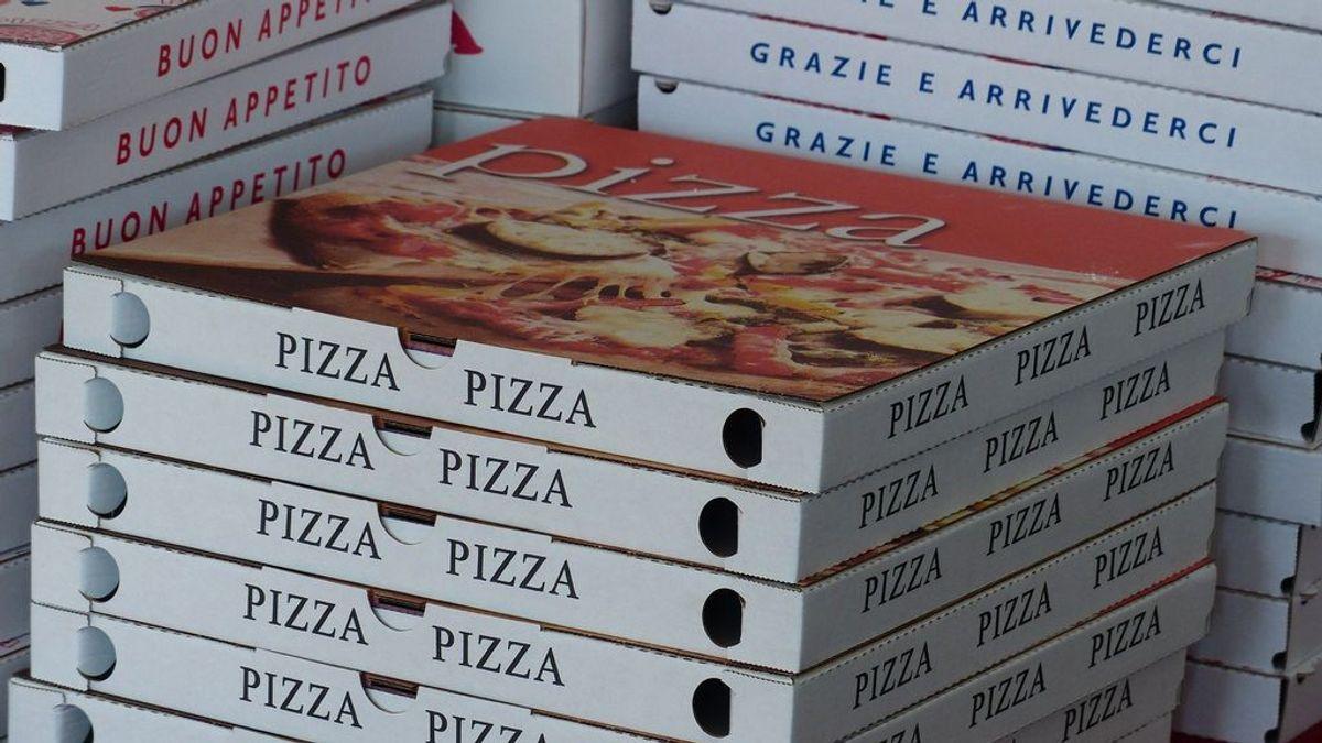 Un repartidor de pizzas cae enfermo por coronavirus y hace temblar a 72 familias en la capital india