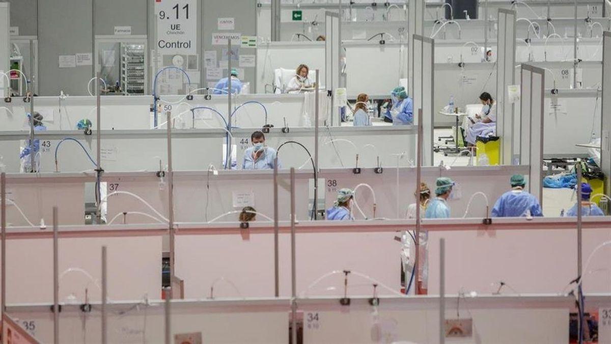 España registra 20.043 muertes por coronavirus tras sumar 565 en las últimas 24 horas