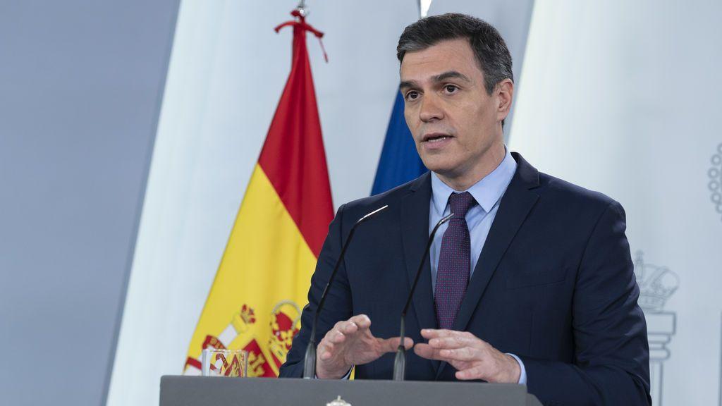 """Sánchez prorroga del estado de alarma pero con el """"desconfinamiento"""" de los niños desde el 27 de abril"""