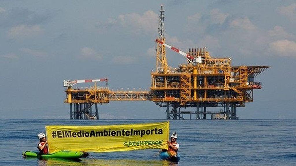 De proteger el Medio Ambiente a proteger del Covid-19: la segunda vida de las pancartas de Greenpeace