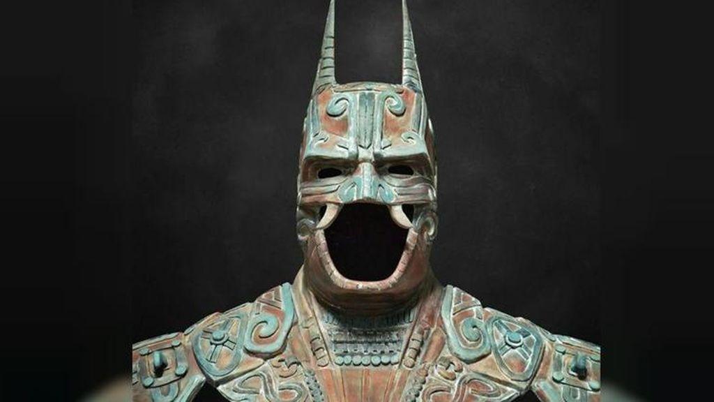 Batman ya existía en la mitología maya y se llamaba Camazotz