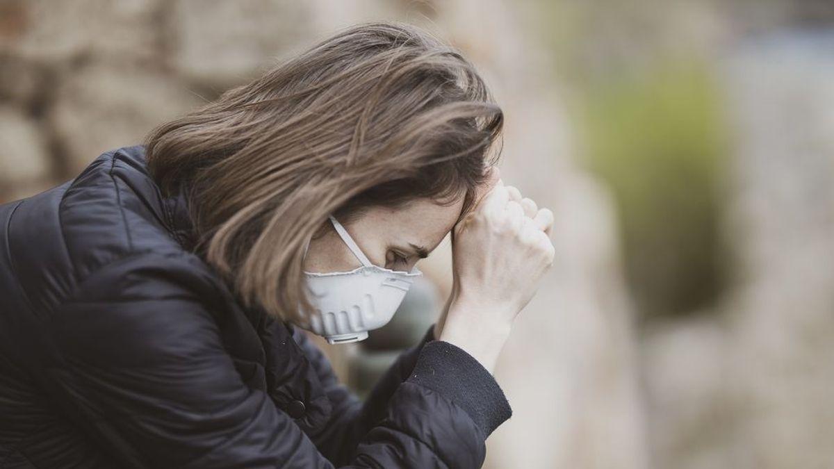 Los jóvenes, los más vulnerables a la depresión y a la ansiedad por el coronavirus