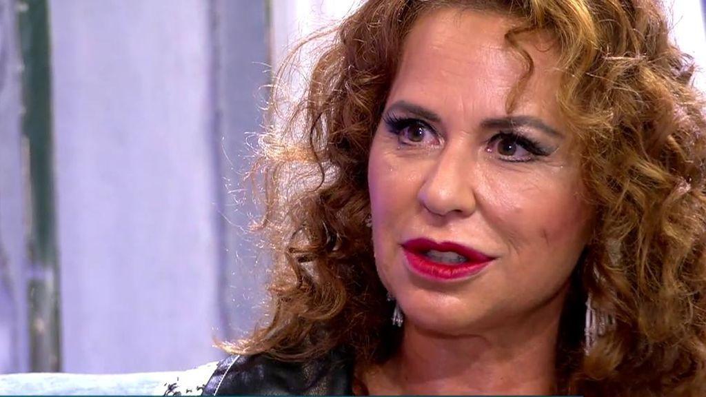 Vicky Larraz habla de su tensa relación con Marta Sánchez